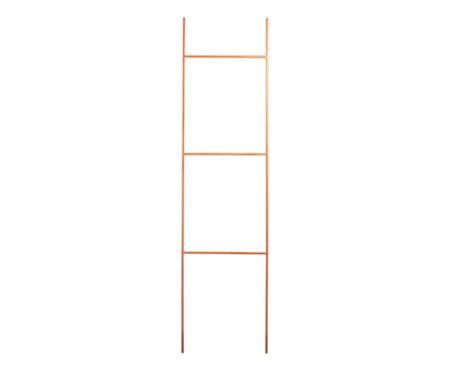 Escada Decorativa de Ferro Linee - Acobreada | WestwingNow