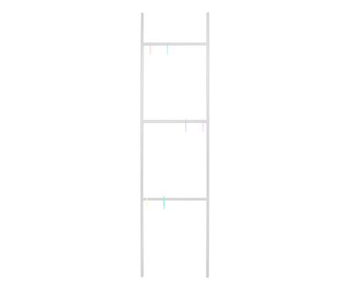 Escada Decorativa de Ferro Linee - Branca, Branco | WestwingNow