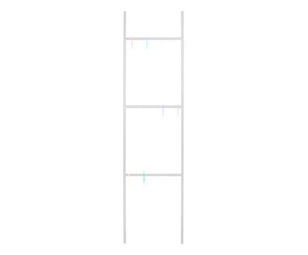 Escada Decorativa de Ferro Linee - Branca | WestwingNow