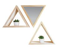 Jogo de Nichos Triangle | WestwingNow