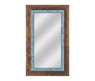 Espelho Thora - Marrom e Azul | WestwingNow
