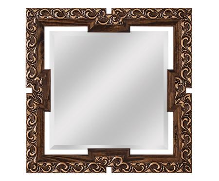 Espelho Vazado - Marrom | WestwingNow