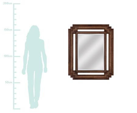 Espelho Lisa - Marrom | WestwingNow