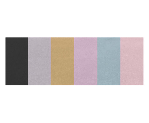 Passadeira PVC Serena, Rosa e Azul | WestwingNow