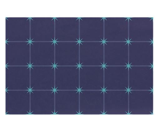 Tapetinho Emborrachado Marlene - Azul, Azul | WestwingNow