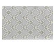 Tapetinho PVC Candace - Cinza | WestwingNow