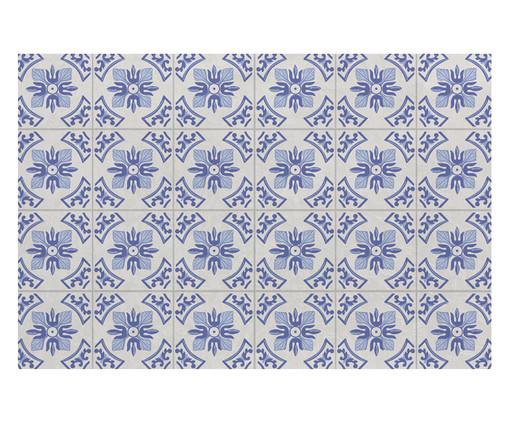 Tapetinho PVC Laundry Simple, Azul | WestwingNow