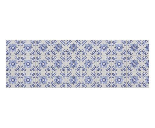 Passadeira PVC Laundry Simple, Azul | WestwingNow