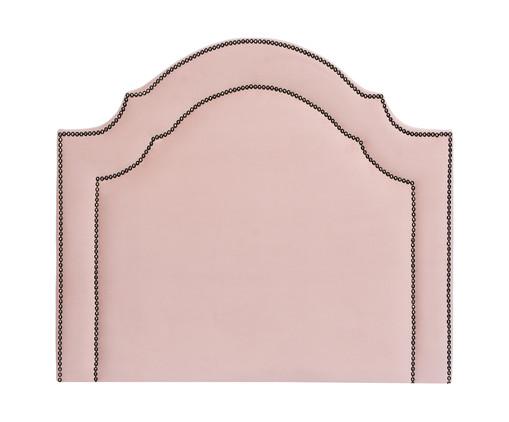 Cabeceira em Veludo Royal Tacha - Rosa, Rosa | WestwingNow