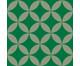 Papel de Parede Geométrico Leann - Verde, Verde | WestwingNow