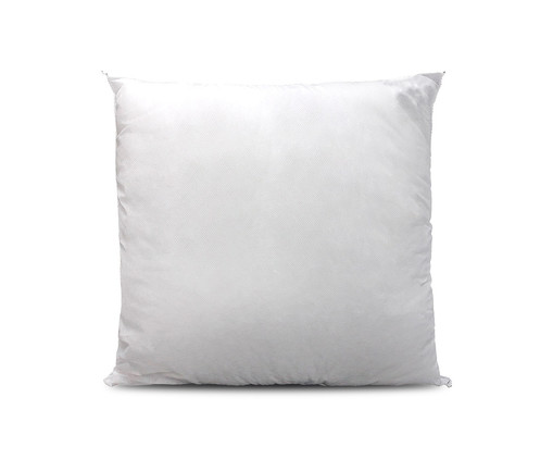 Enchimento Ísis - 45x45 cm, branco | WestwingNow