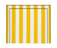 Cabeceira em Linho Adele - Listrada Amarela | WestwingNow