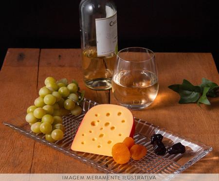Copo para Água em Vidro Gabi - Transparente | WestwingNow