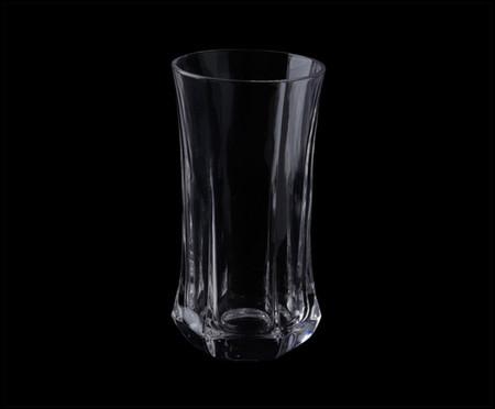 Jogo de Copos em Cristal Galaxy - Transparente | WestwingNow