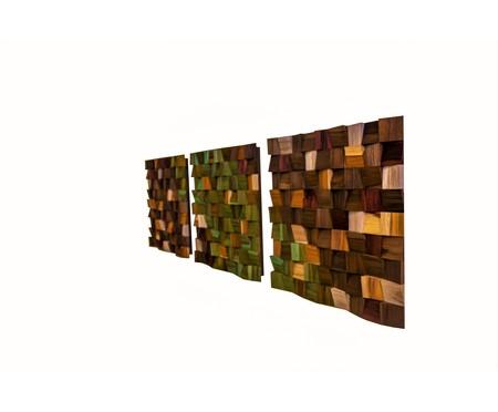 Quadro De Madeira 3D - Gaia | WestwingNow