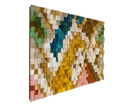 Quadro De Madeira 3D - Kapala | WestwingNow