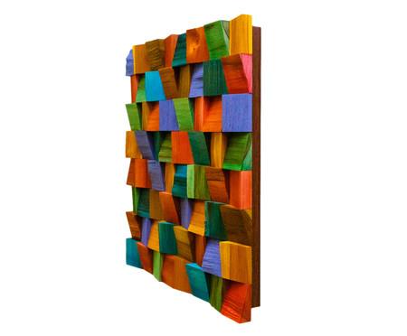 Quadro De Madeira 3D - Kaila | WestwingNow