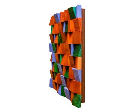 Quadro De Madeira 3D - Kauana | WestwingNow