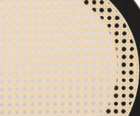 Cabeceira Painel Retrô - Ébano | WestwingNow