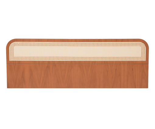 Cabeceira Painel Leme - Caramelo, Natural | WestwingNow