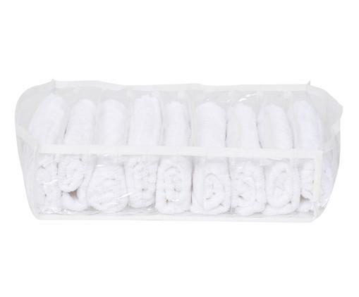 Colmeia Organizadora para Camisetas Fox - Branca, Branco | WestwingNow
