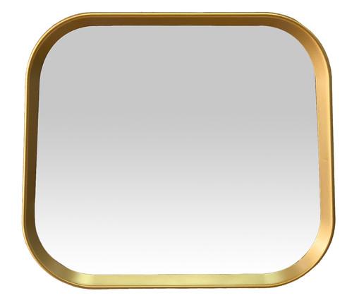Espelho de Parede Saga - Dourado, Dourado   WestwingNow