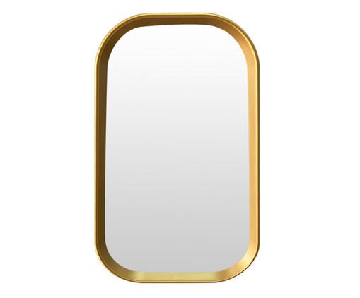Espelho de Parede Majo - Dourado, Dourado   WestwingNow