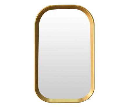 Espelho de Parede Majo - Dourado | WestwingNow