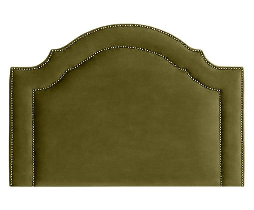 Cabeceira em Veludo Royal Tacha - Verde, Verde | WestwingNow