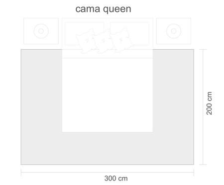 Tapete Turco Doha Prime Frames - Marinho Cream   WestwingNow