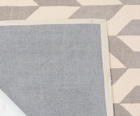 Tapete Turco Pequeno Doha Prime Dan - Concreto e Cream | WestwingNow