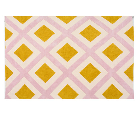 Tapete Bold - Rosé Açafrão | WestwingNow