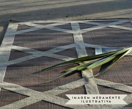 Passadeira Turco Doha Frames - Fendi Cinza | WestwingNow