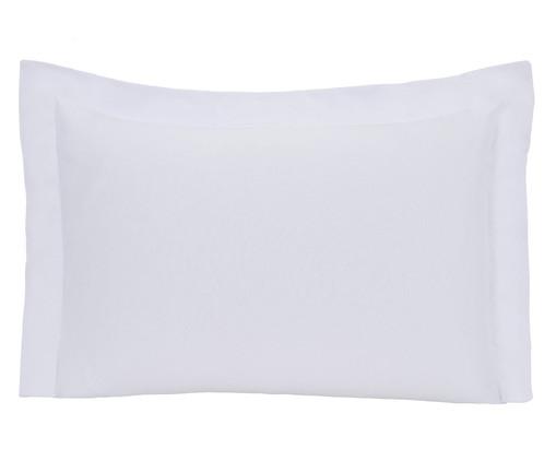 Fronha Aquarele Branco - 150 Fios, Branco | WestwingNow