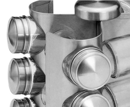 Jogo de Porta-Condimentos Multi Glass | WestwingNow
