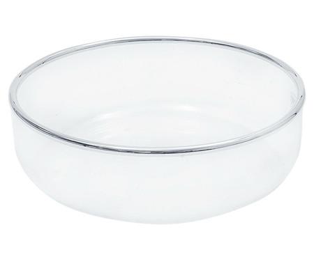 Jogo para Salada em Inox Glass Dijon | WestwingNow