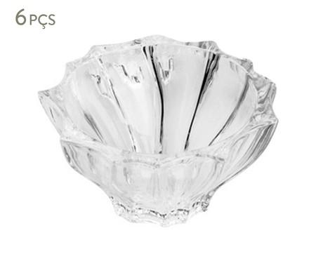 Jogo de Bowls em Cristal Paradise - Transparente | WestwingNow