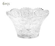Jogo de Bowls em Cristal Legacy - Transparente | WestwingNow