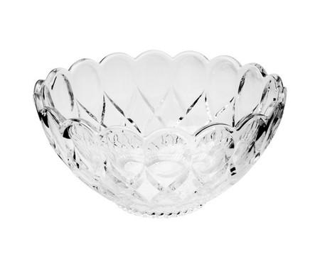 Jogo de Bowls em Cristal Angel Transparente - 06 Pessoas | WestwingNow