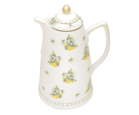Garrafa Térmica em Porcelana Floral | WestwingNow