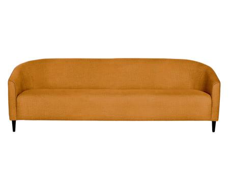 Sofá em Veludo Kitty - Amarelo   WestwingNow