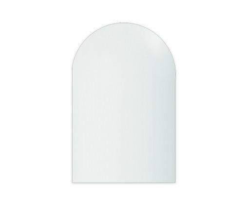 Espelho Lapidado Vargas - 40x60cm, prata | WestwingNow