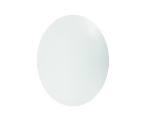 Espelho Lapidado Zaganelli - 60x80cm, prata | WestwingNow