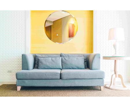 Espelho Bisotê Xisco - 70x70cm | WestwingNow