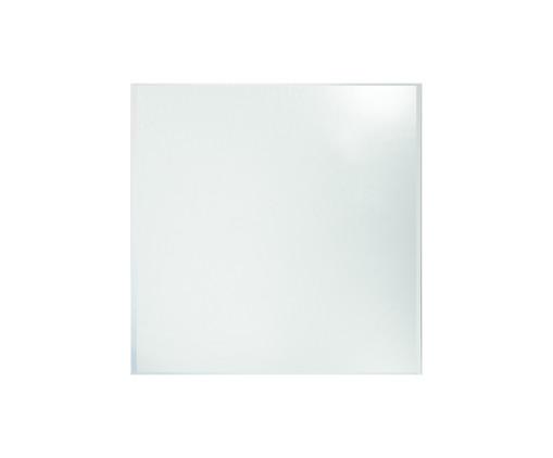 Espelho  Lapidado Xavier - 70x70cm, prata | WestwingNow