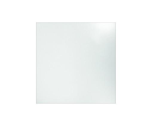 Espelho Lapidado Vilela - 60x60cm, prata | WestwingNow
