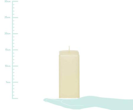 Vela Quadrada Lopez  Marfim   - 6,5x15cm | WestwingNow