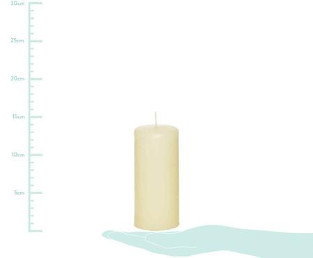 Vela Cilindrica Garcia  Marfim   - 6,3x14cm | WestwingNow