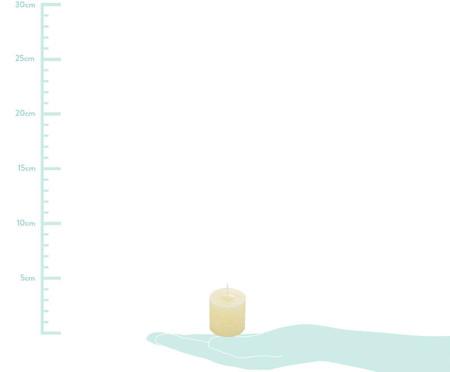 Jogo de 10 Velas Cilíndricas Thomas Marfim - 3,5x3,5cm | WestwingNow