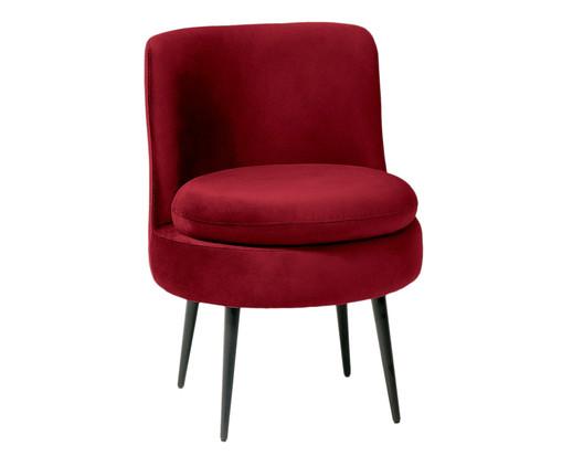 Poltrona Sophia - Vermelha, Vermelho | WestwingNow